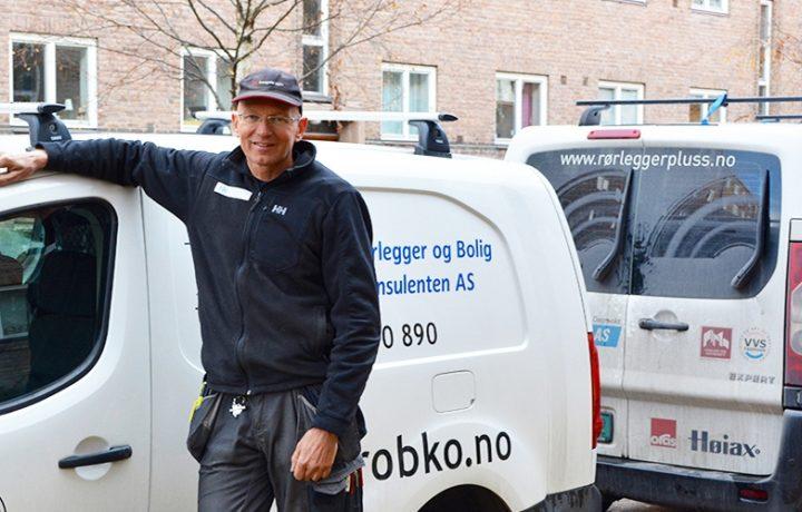 ROBKO Rorlegger Mesterbedrift