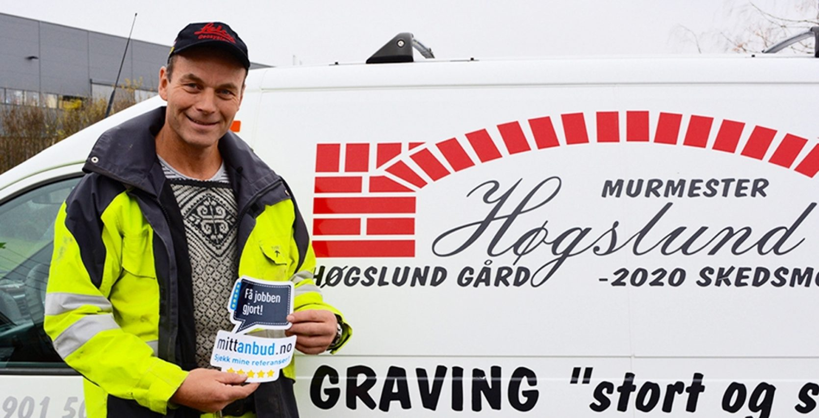 Murmester Høgslund