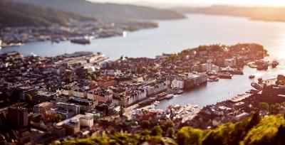 Blinkskudd av Bergen