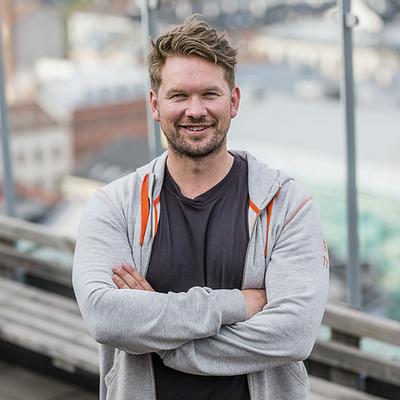 Rune Haraldsen fra Zenzorama forteller om mikrosement
