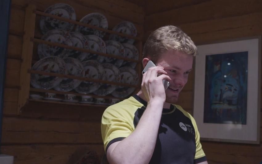 Severin startet for seg selv – slik brukte han Mittanbud for å vinne kundenes hjerter